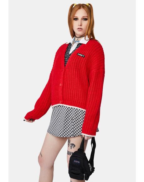 Loeb Knit Cardigan