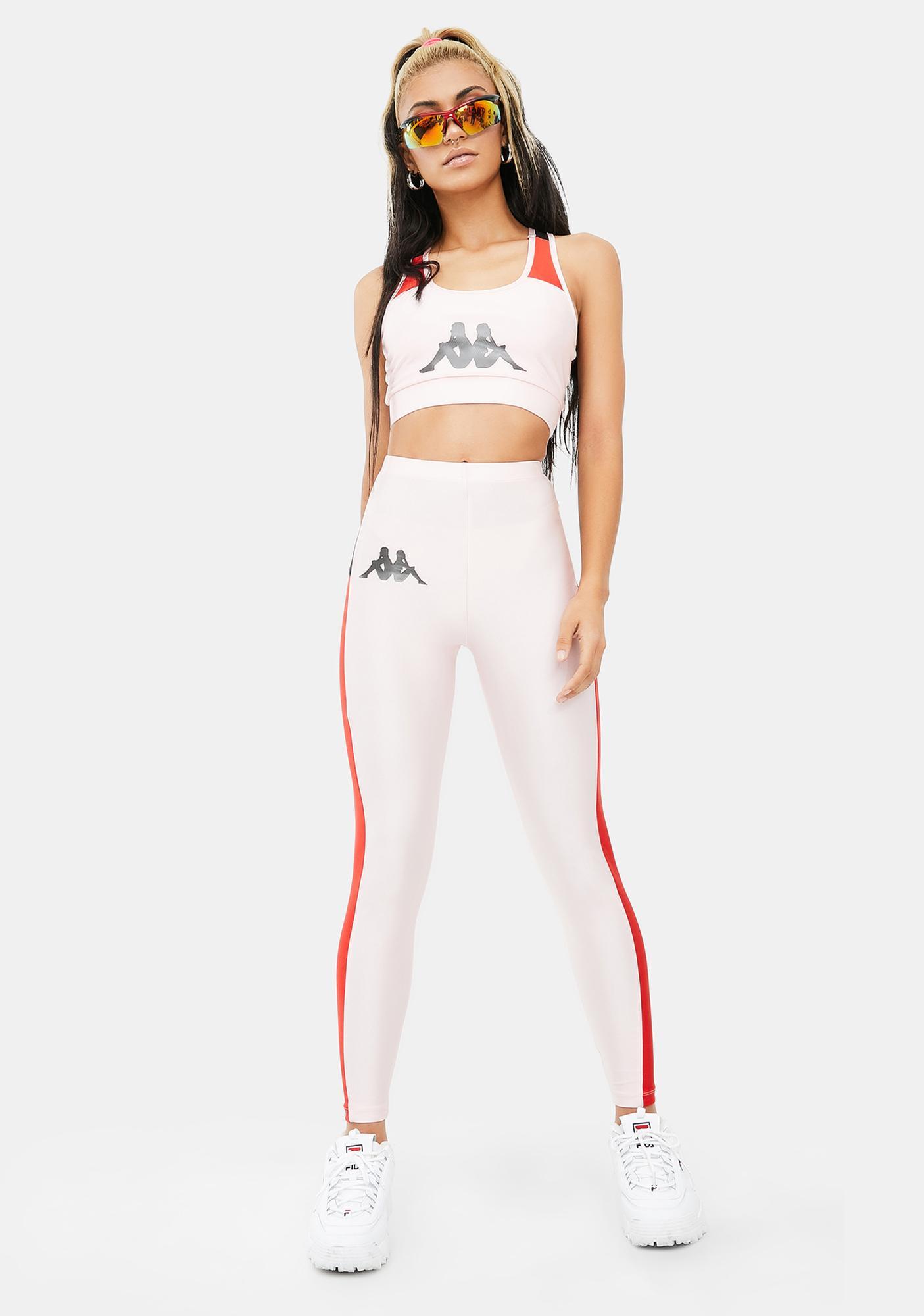 Kappa Authentic Race Carpin Leggings