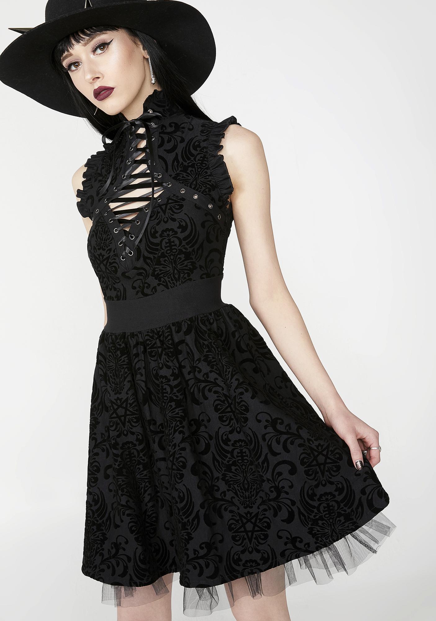 Killstar Bloodlust Party Dress