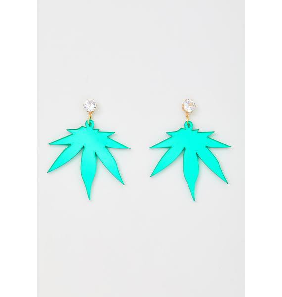 Amarachi Mary Jane Drop Earrings