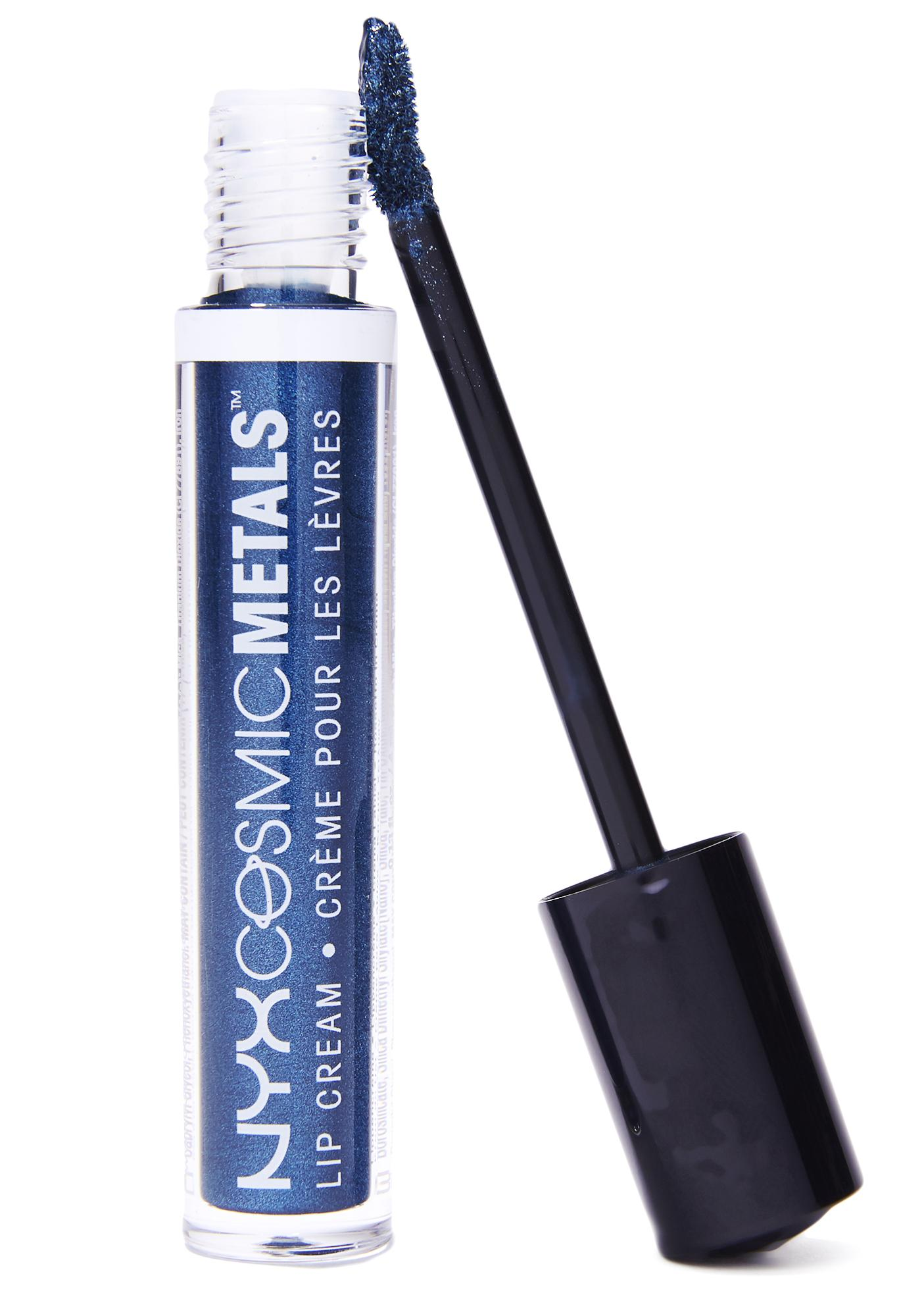 NYX Dark Nebula Cosmic Metals Lip Cream