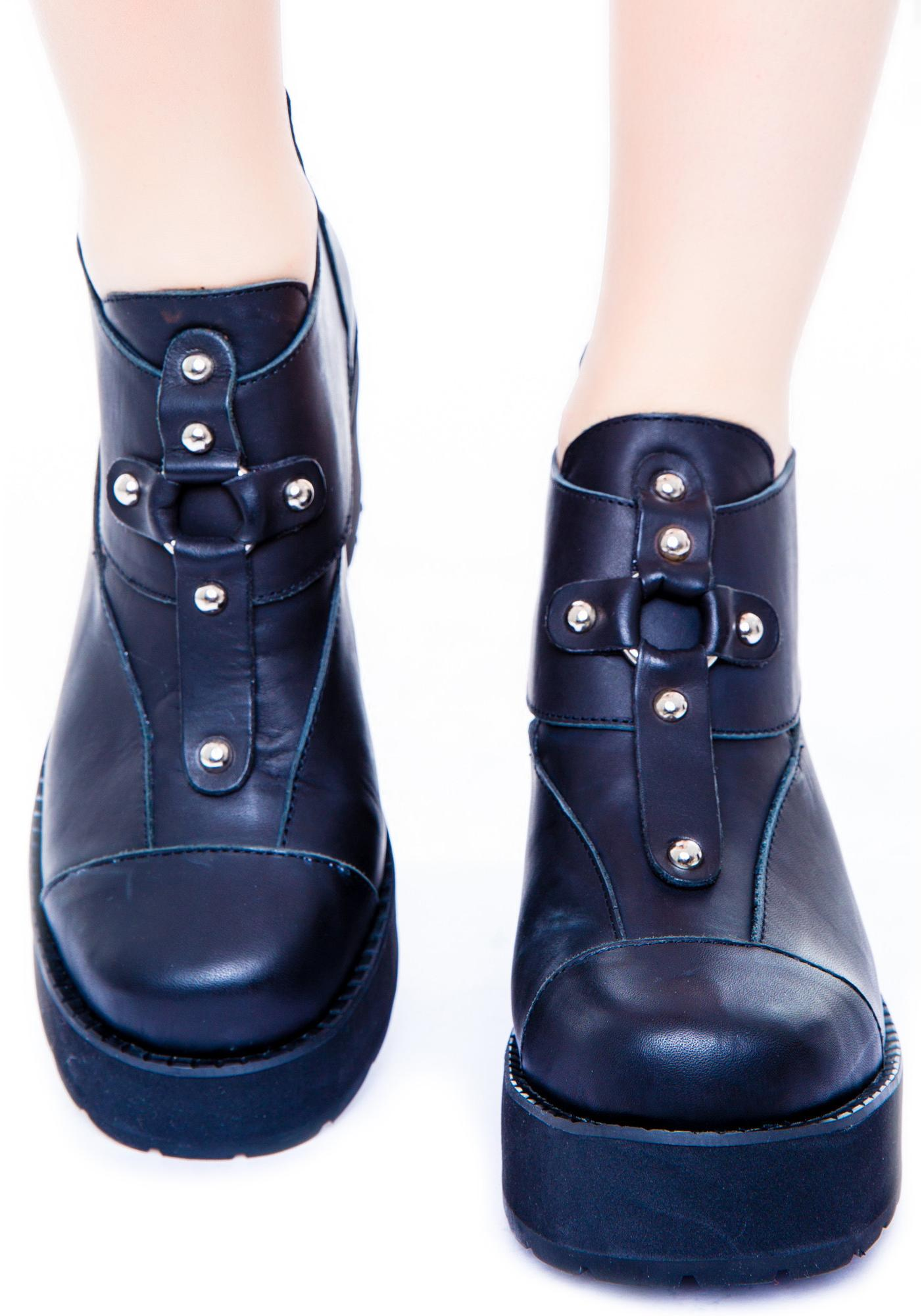 UNIF Lost Sole Boot