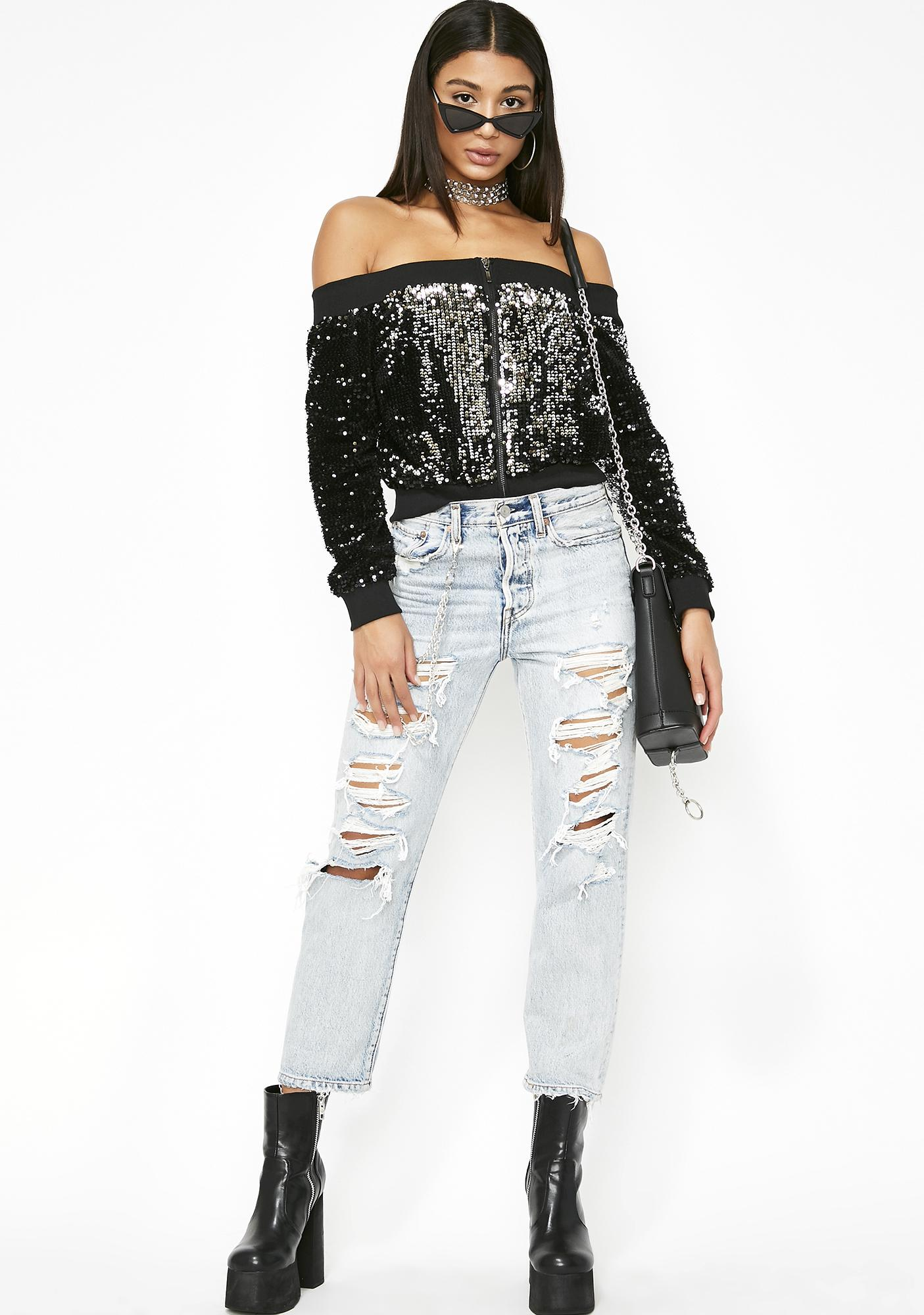 Starstruck Sequin Jacket