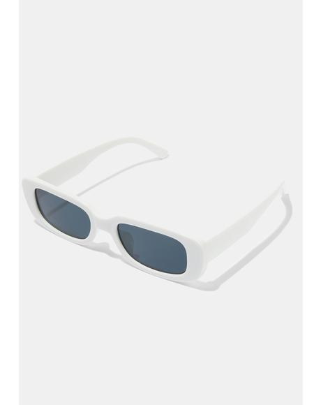 Pure See The Truth Square Sunglasses