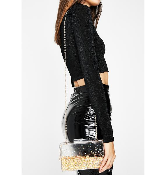 Let'z Celebrate Glitter Bag
