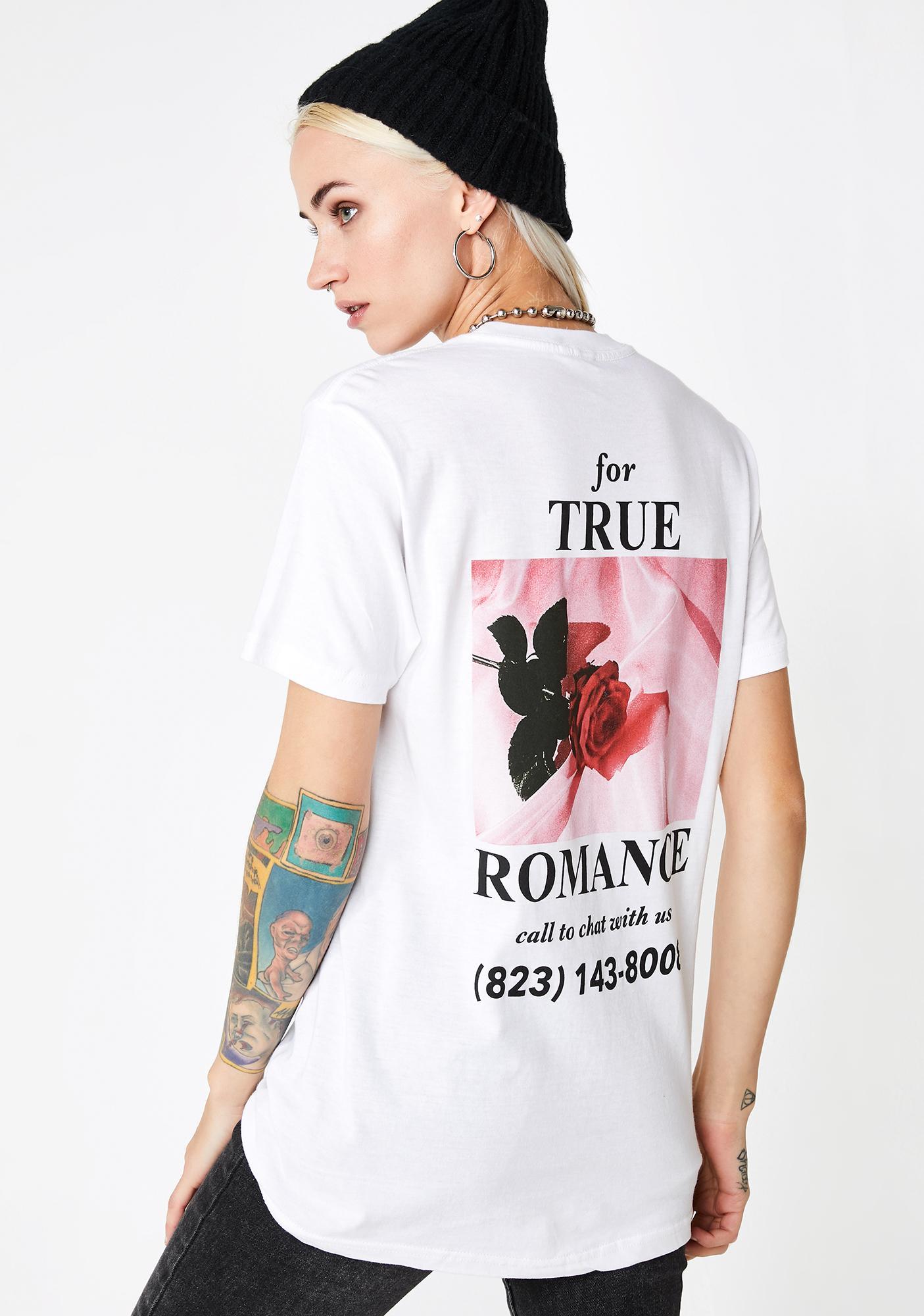 By Samii Ryan True Romance Tee