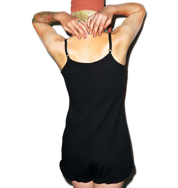 Evil Twin Fighting Fit Playsuit