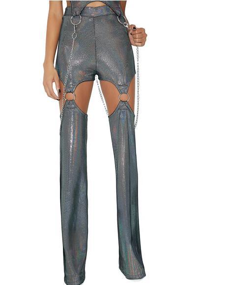 Oil Burner Garter Pants