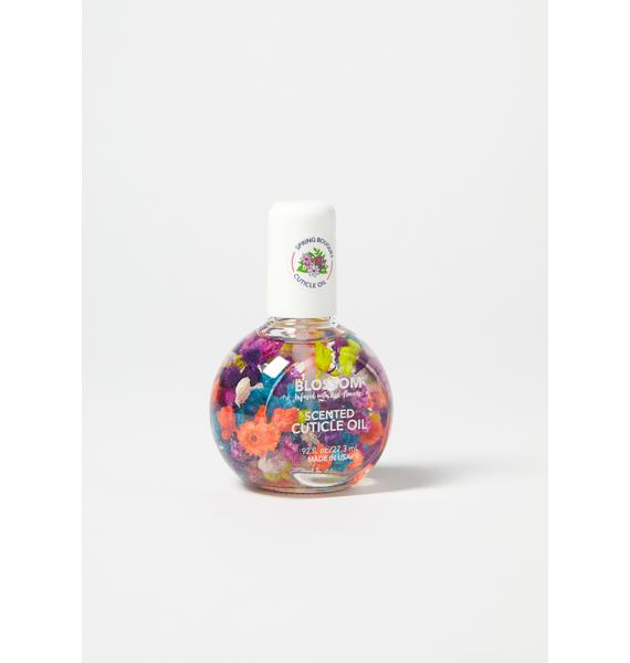 Blossom Spring Bouquet Cuticle Oil