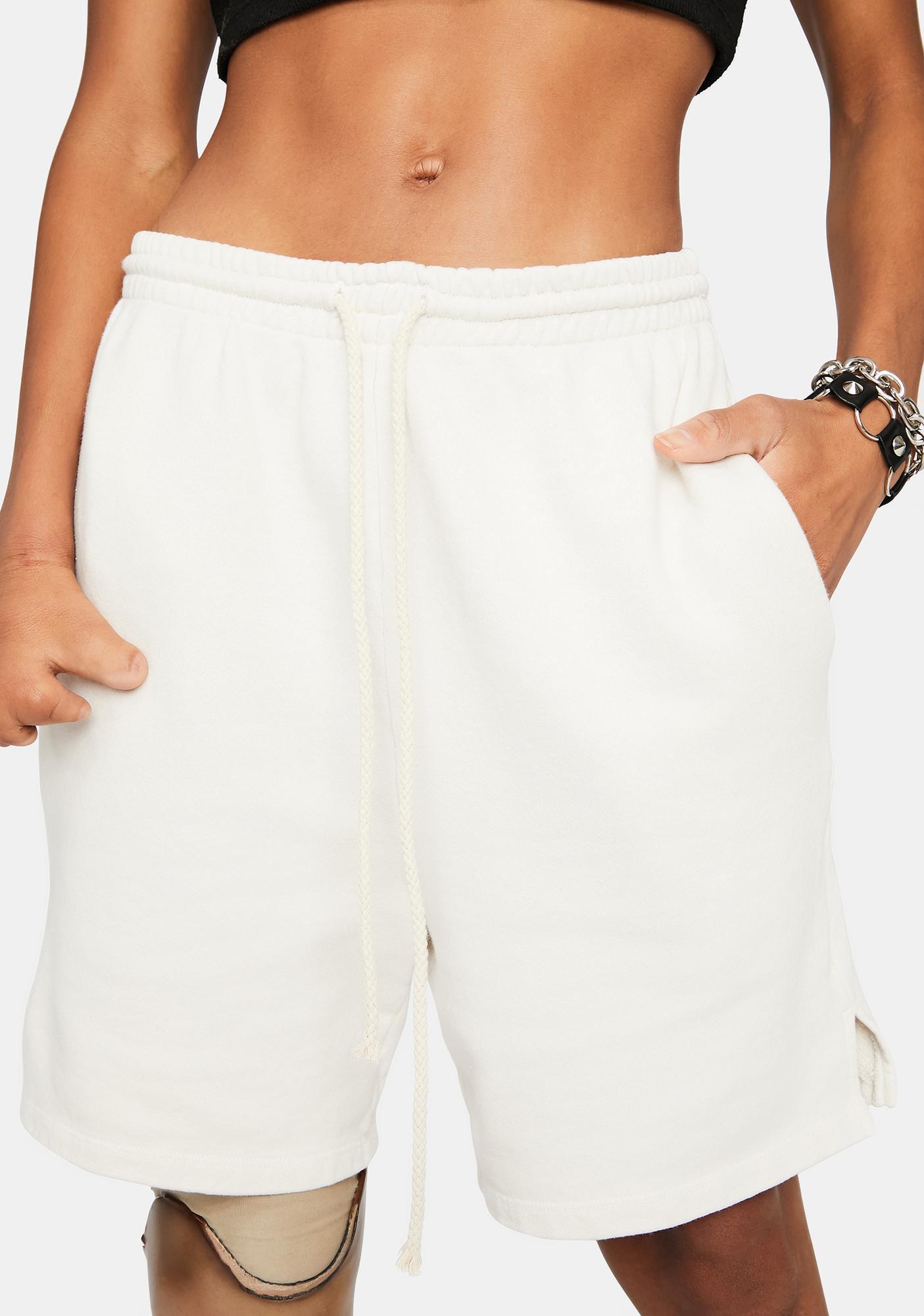 Ivory Plz Chill Lounge Shorts