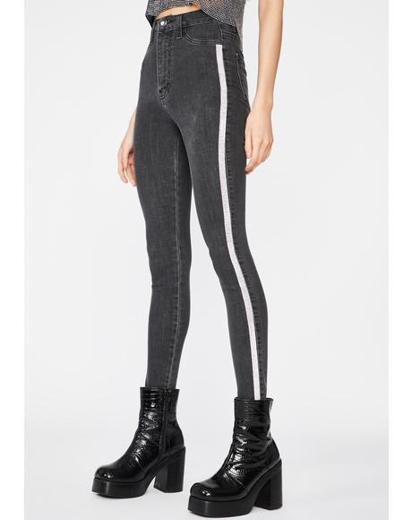 Keep Shinin' Skinny Jeans