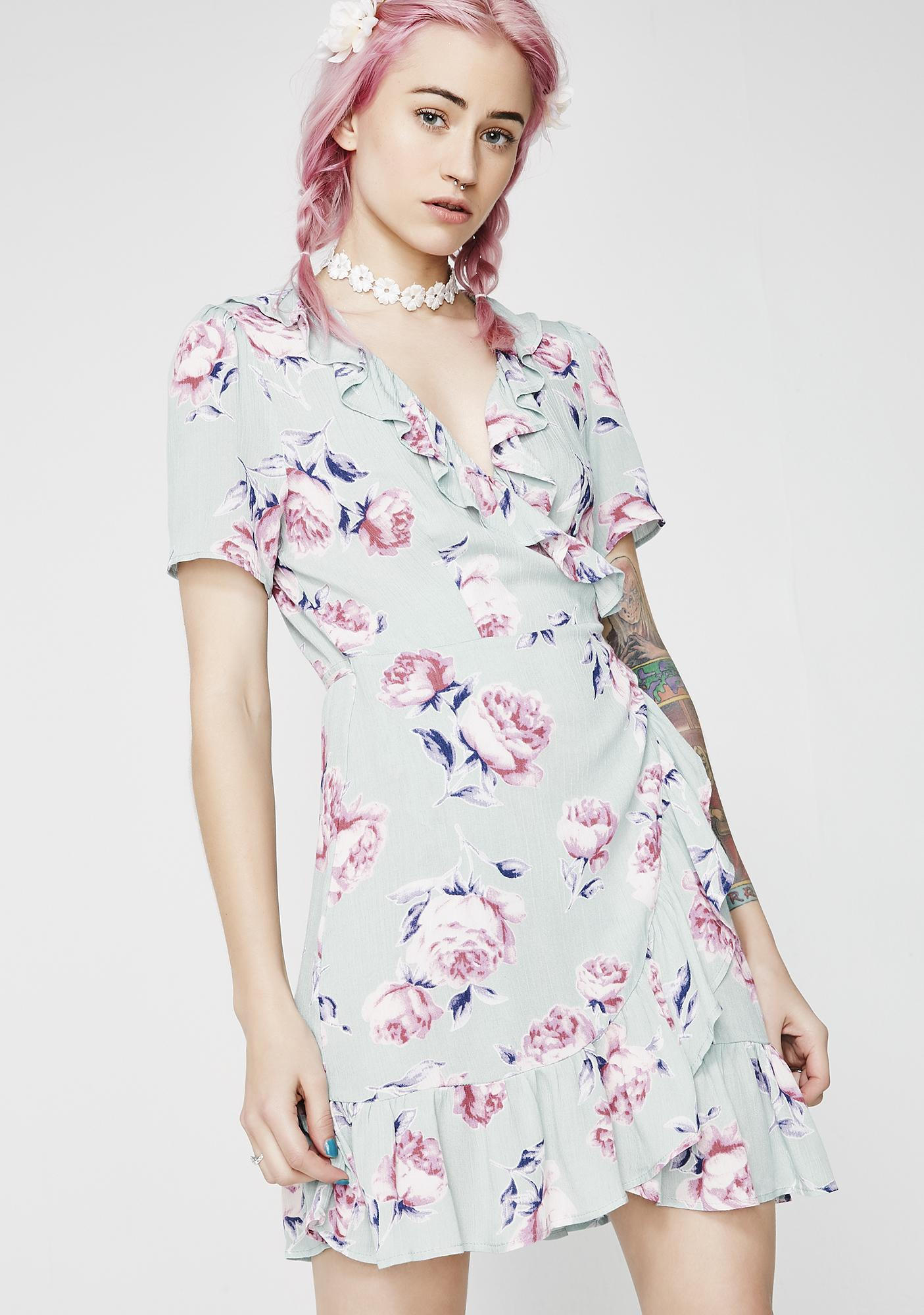 Pretty Lil' Thang Floral Dress