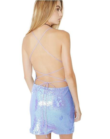 Mermaid Hedi Dress