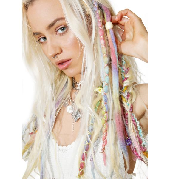 Honeysuckle Dreadlock Set
