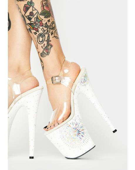 Infinite Euphoria Platform Heels