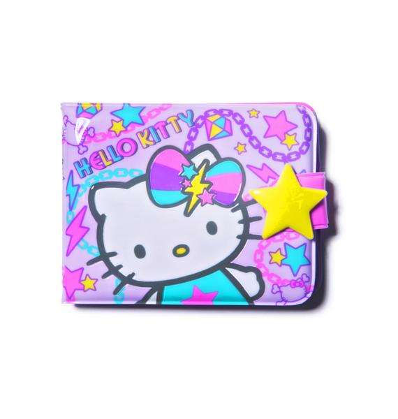 Sanrio Pastel Pop Hello Kitty Wallet