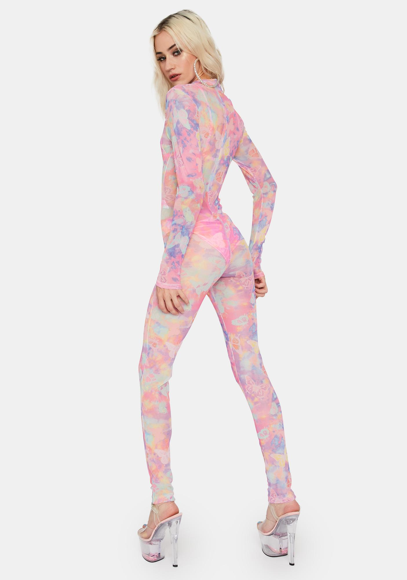 In The Sky With Diamonds Jumpsuit