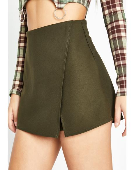 After School Delight Mini Skort