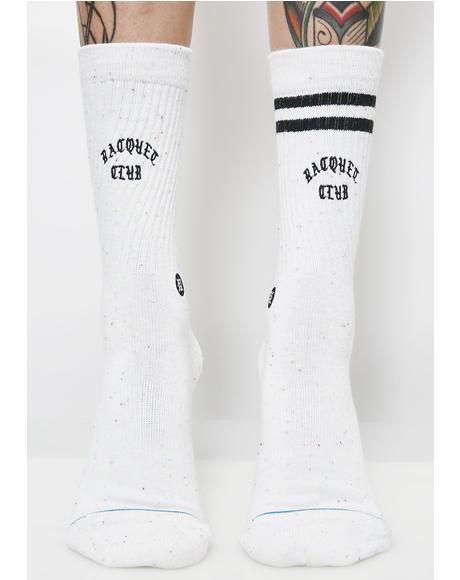 All Racquet Crew Socks