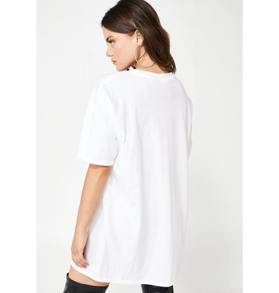 Milk It The End Graphic Tee
