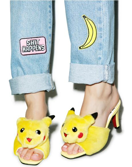 Slutty Pika Heels