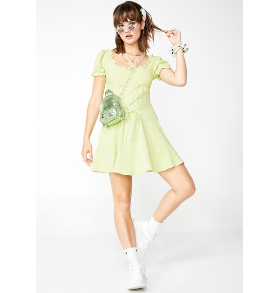 Prairie Babe Babydoll Dress