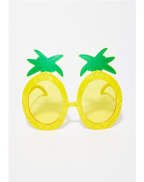 Taste The Tropics Sunglasses