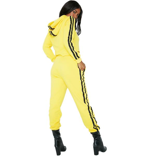 I AM GIA Kill Bill Pants