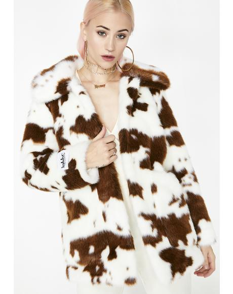 Cow Tammy Coat