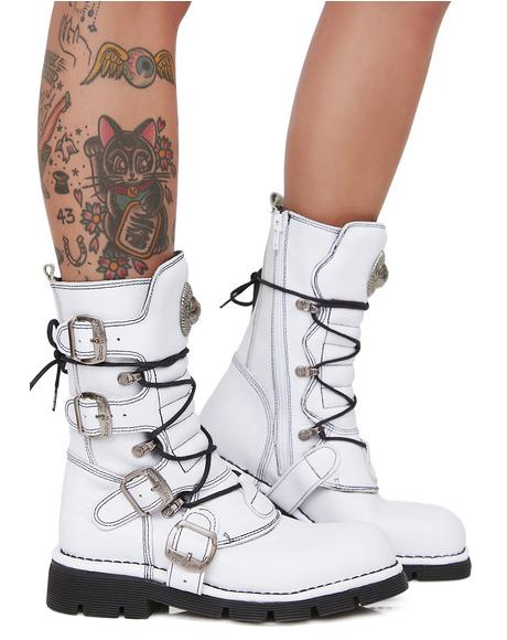 Ripperz Buckle Boots
