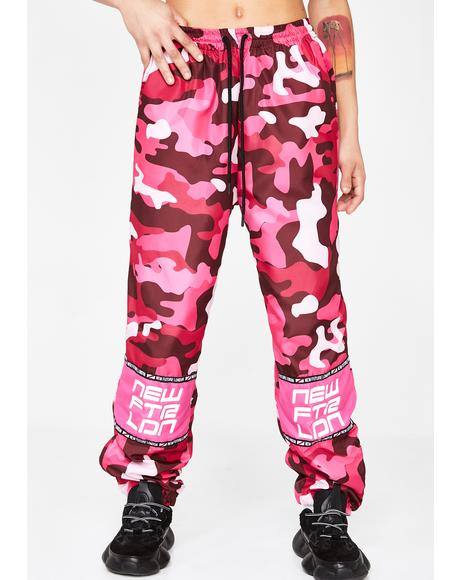 Candy Racer Logo Joggers