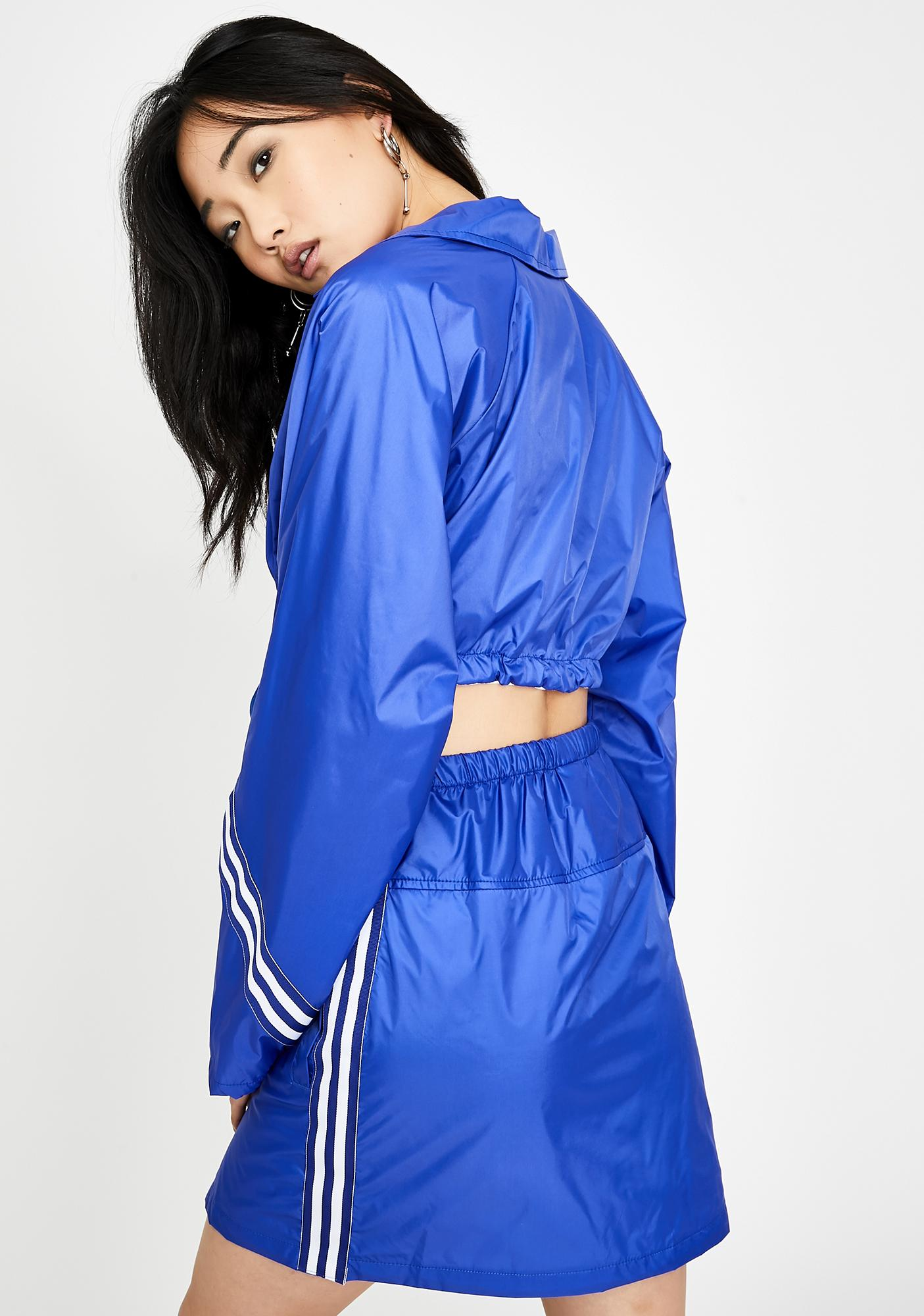 Rojas Berry Chaotic Track Jacket