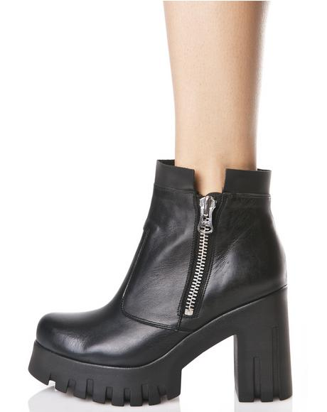 Kobi Heeled Booties