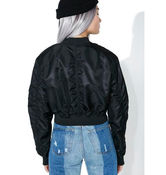 Cheap Monday Bling Bomber