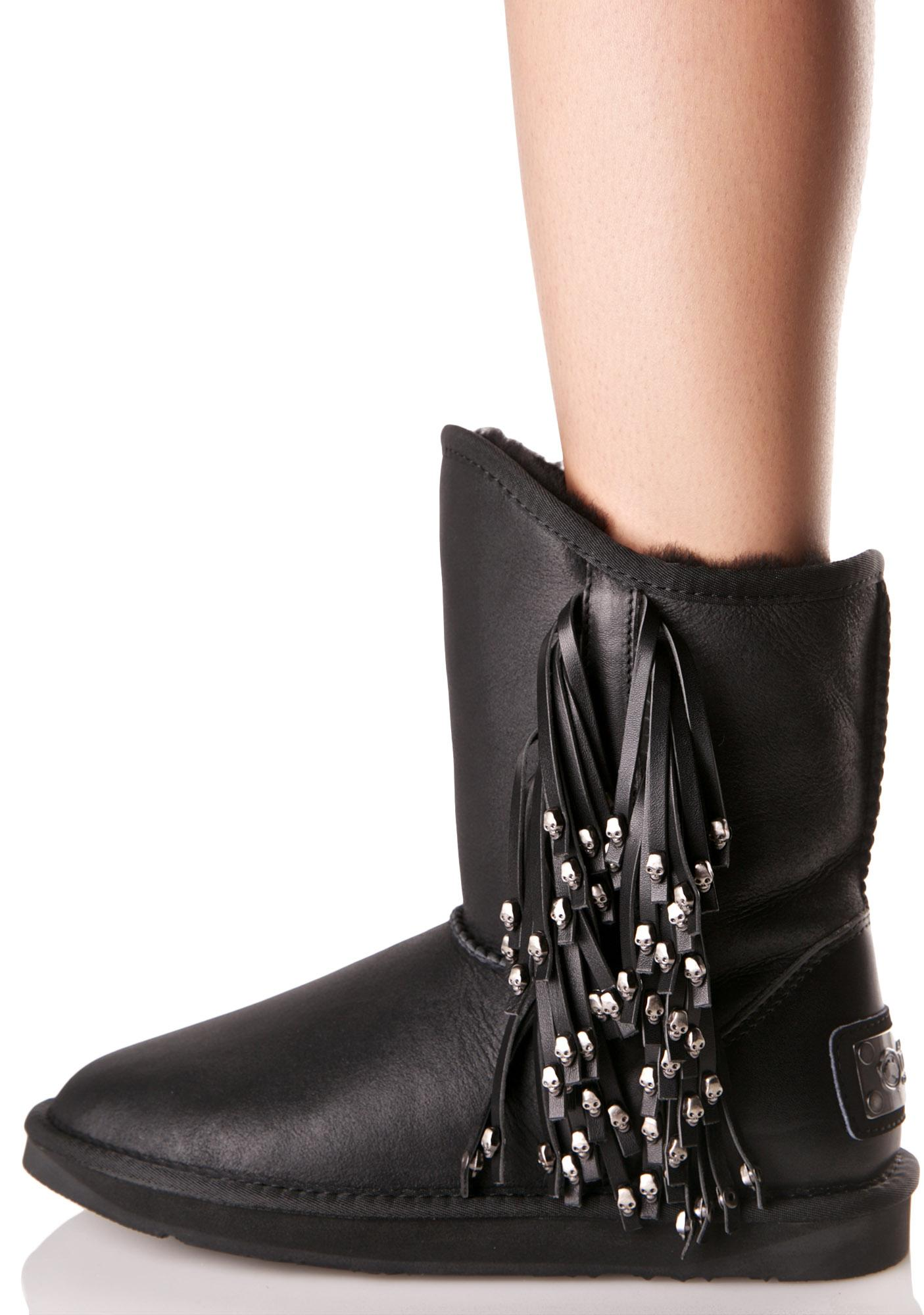 Australia Luxe Collective Rough Naeve Short Boots