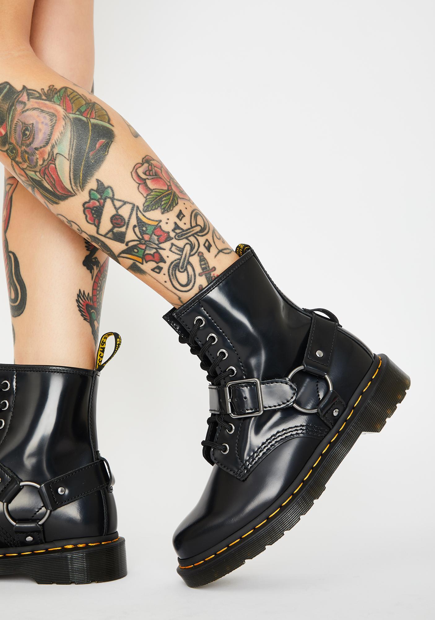 wholesale dealer 5d2ff d0e67 1460 Harness Boots