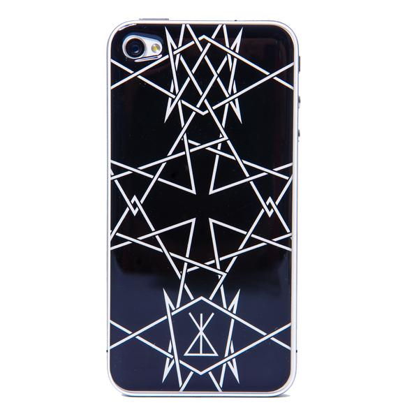Long Clothing x Fake Iphone 4/4s Cover
