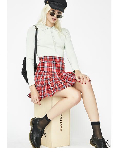 Class Pupil Polo Bodysuit