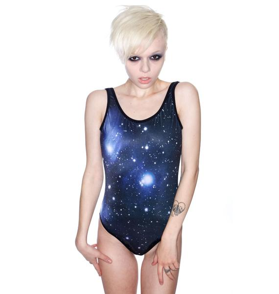 Wildfox Couture Starry Night One Piece