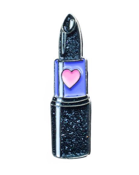 Spooky Babe Lipstick Pin