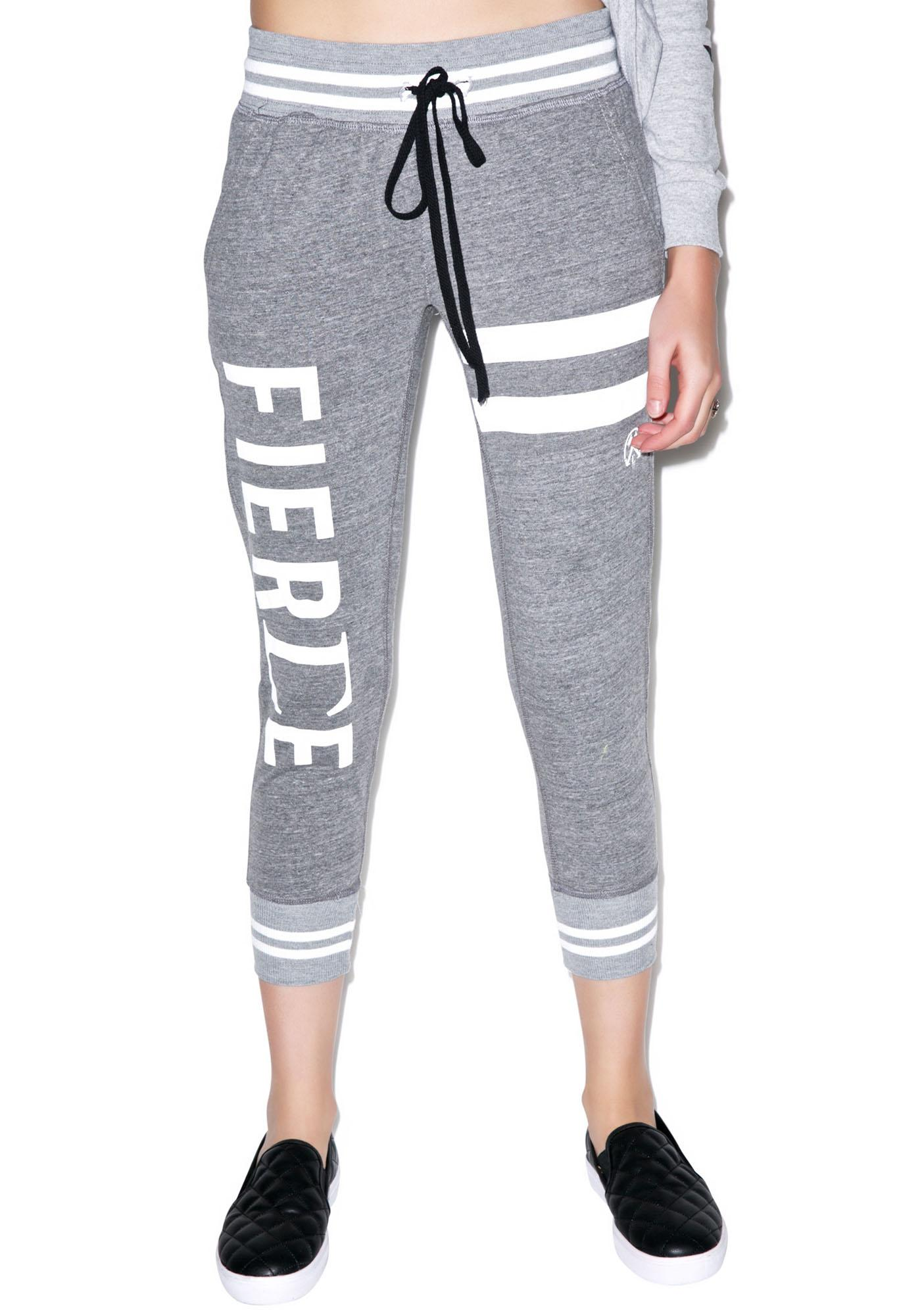 Civil Clothing Fierce Capri Runners