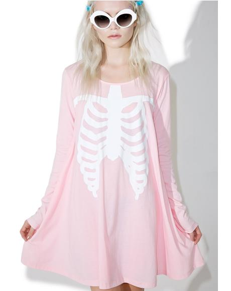 Wishbone Trapeze Doll Dress