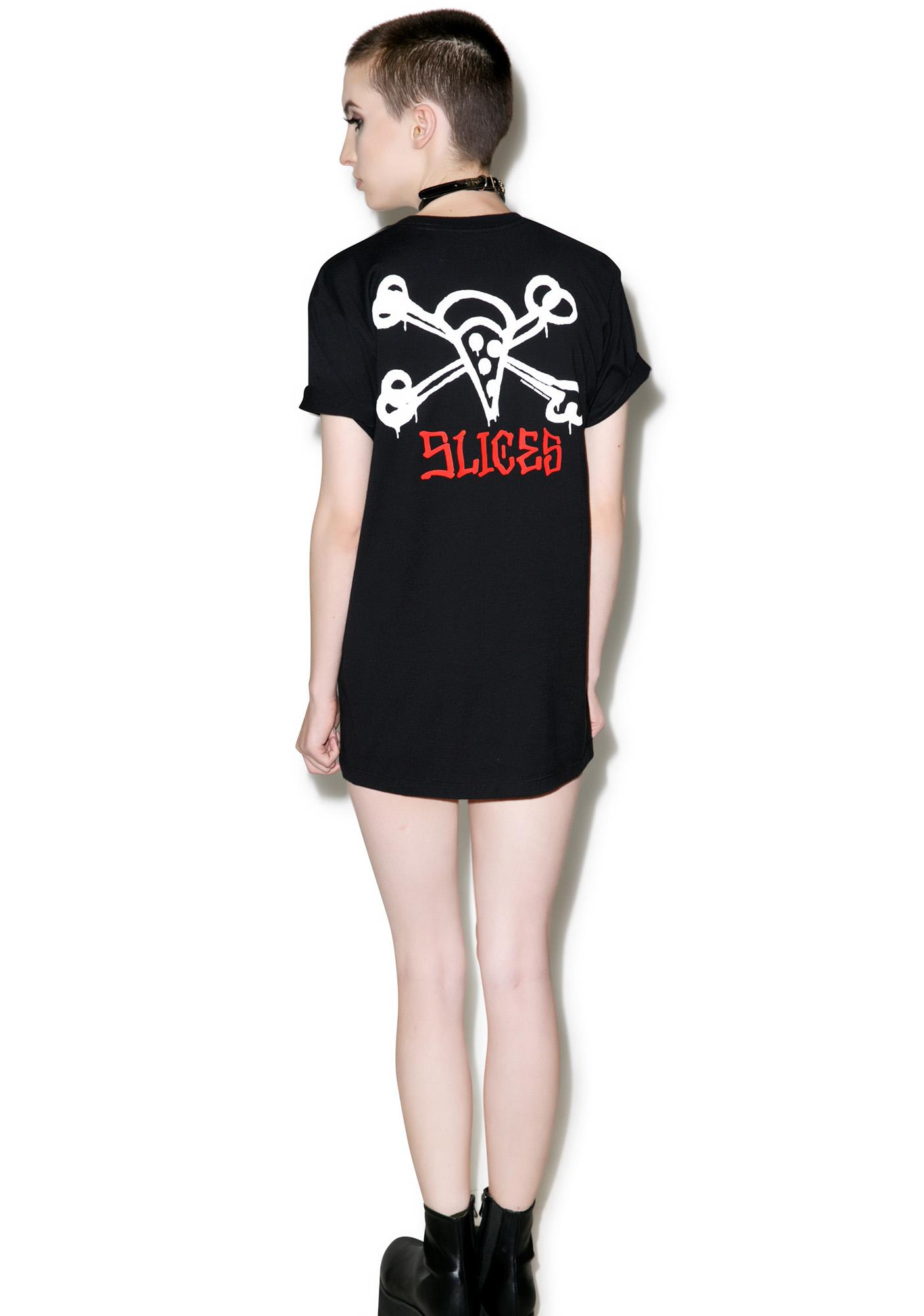 Pizzanista Rat Slices Tee