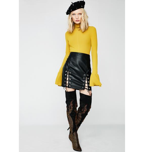 Tiger Mist Avalon Skirt