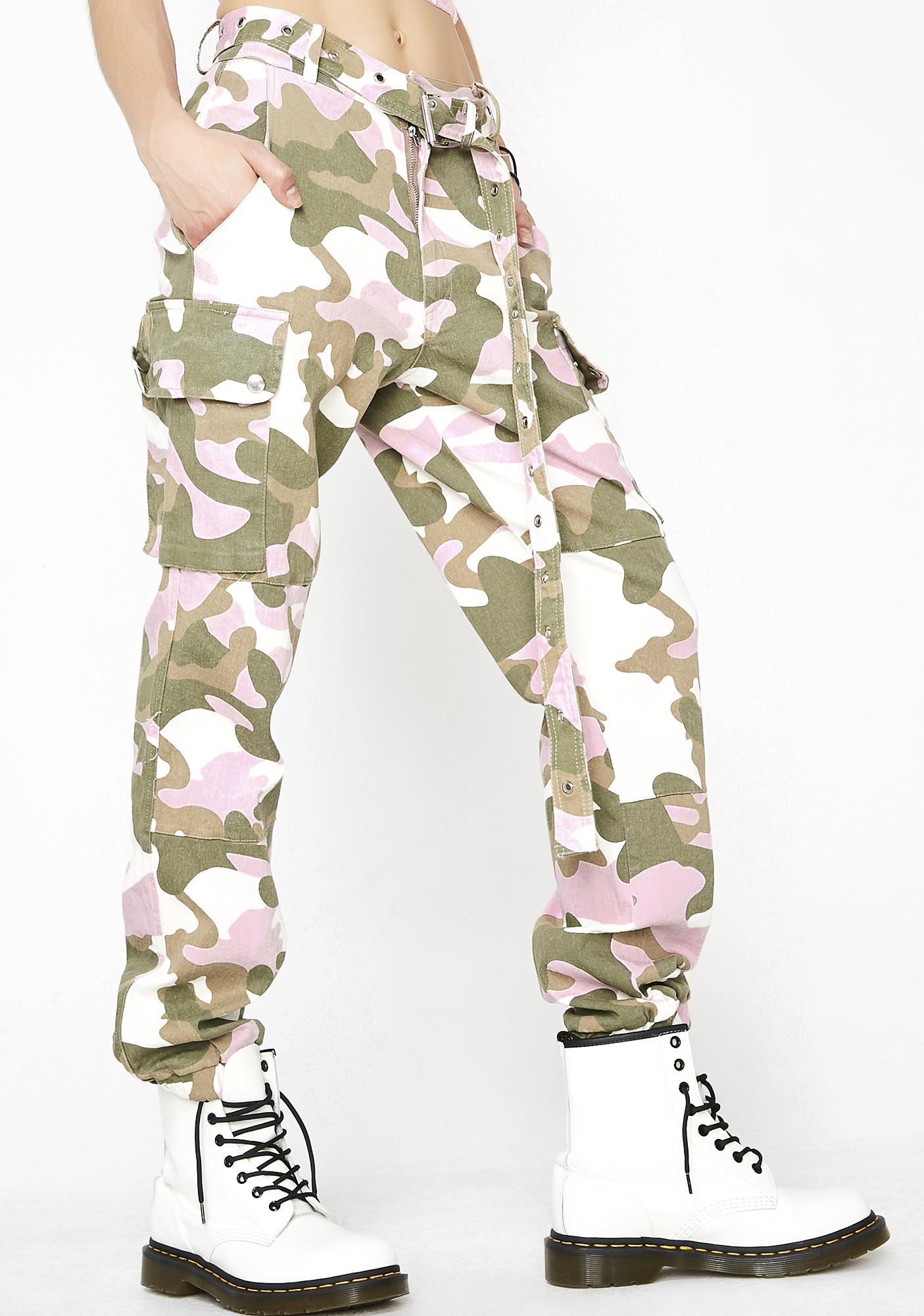 Imma Survivor Cargo Pants