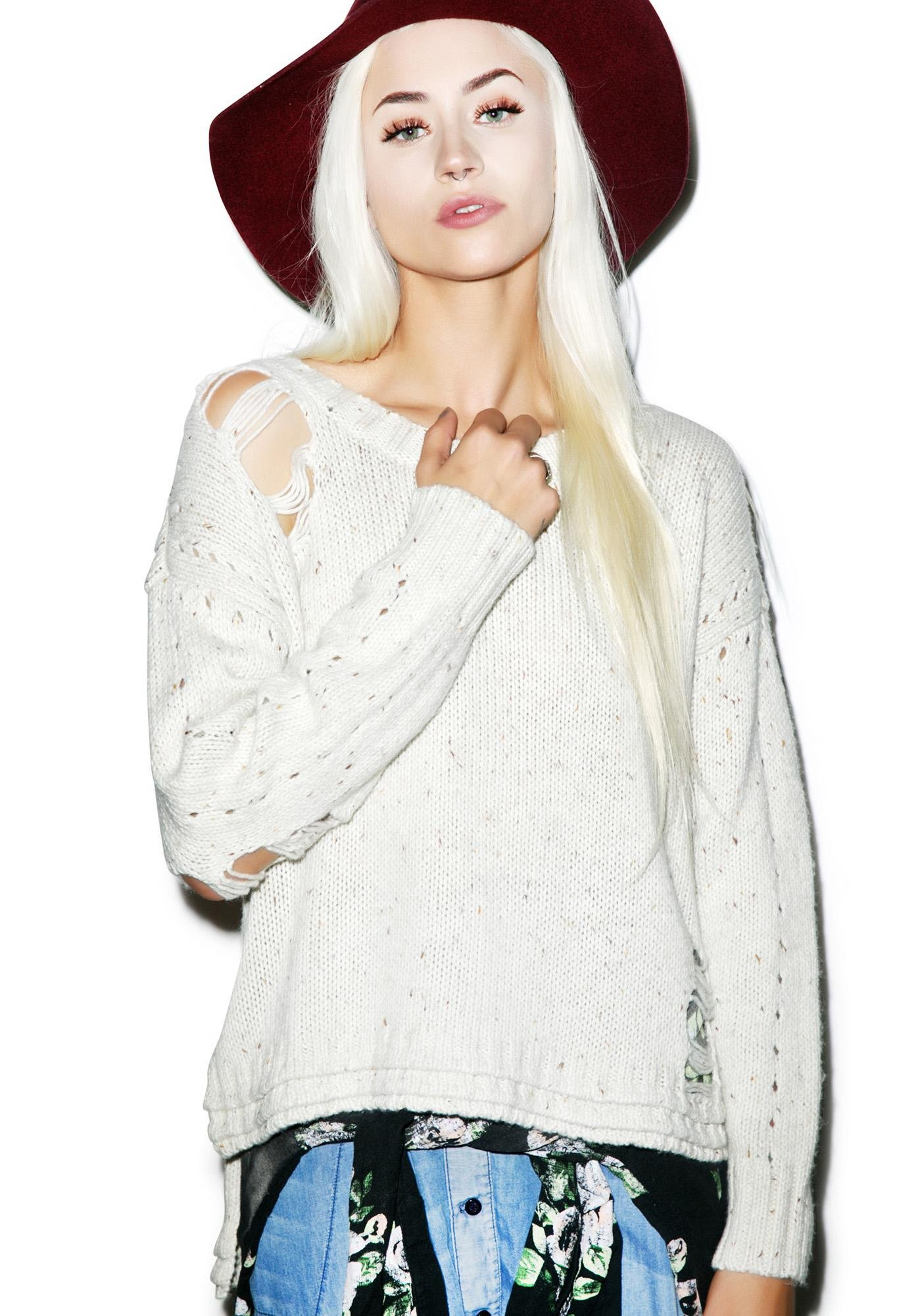 Wildfox Couture Dinner Party Sweater