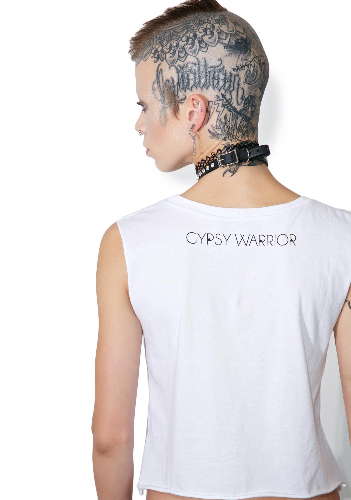 Gypsy Warrior Rolling Stoner Crop Tank
