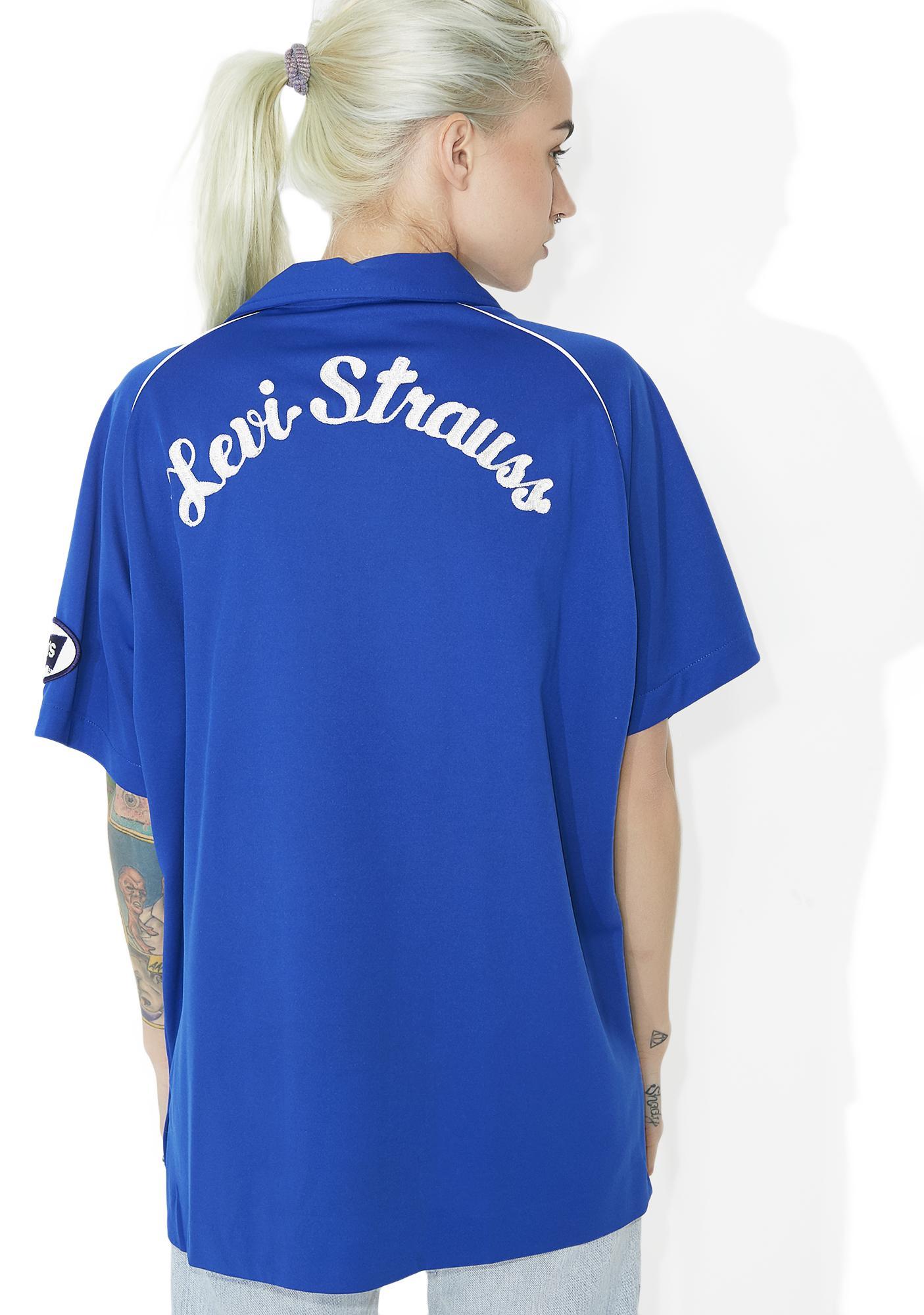 Vintage Levi Strauss A-Team Jersey