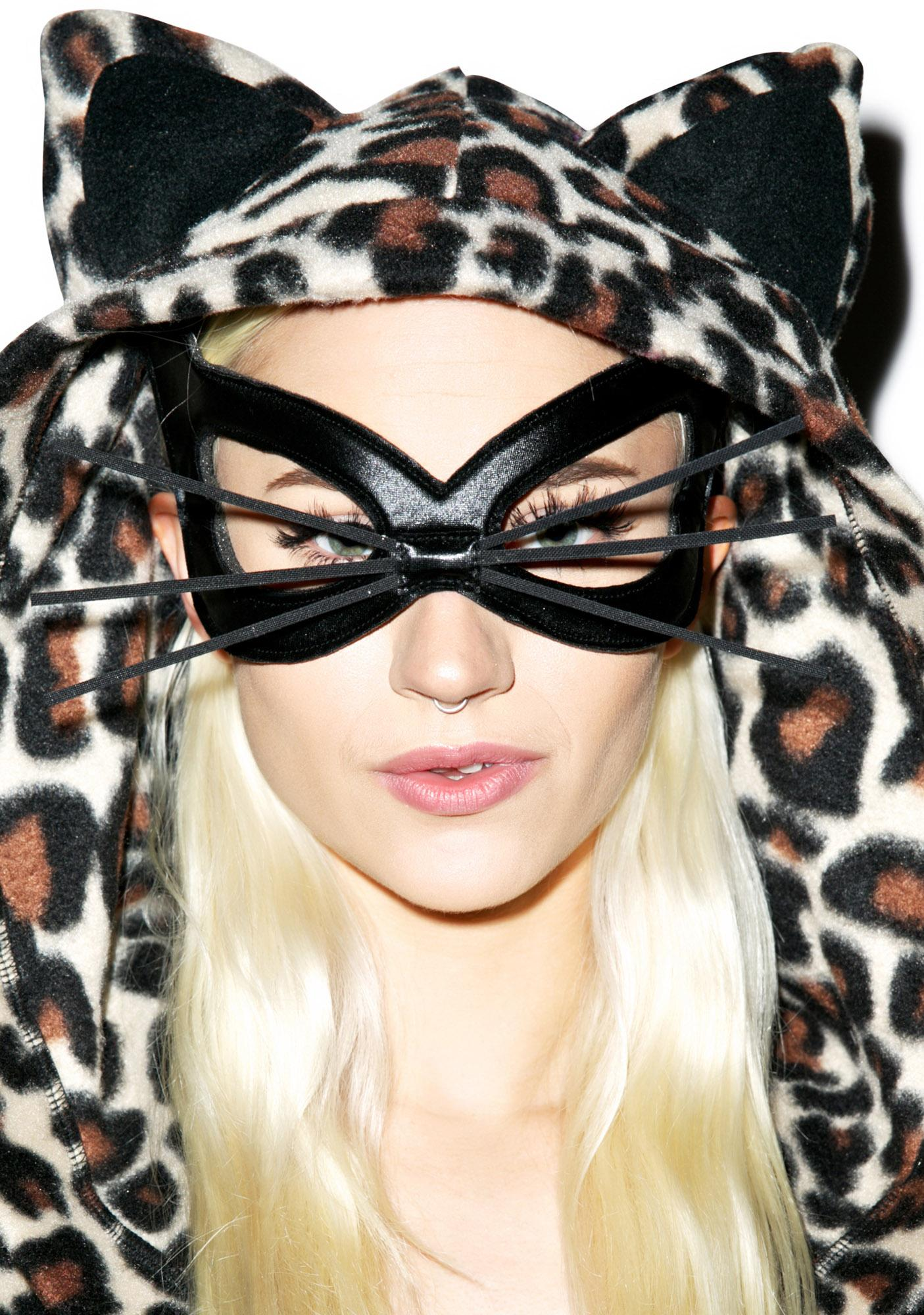 Sex Kitten Eye Mask