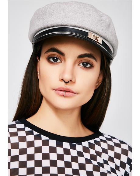 Page Boy Hat